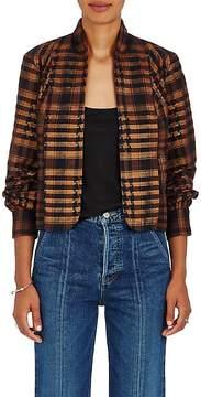 Ace&Jig Women's Jude Metallic Cotton-Blend Jacket