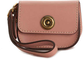 Lauren Ralph Lauren Millbrook Leather Coin Purse - Women's