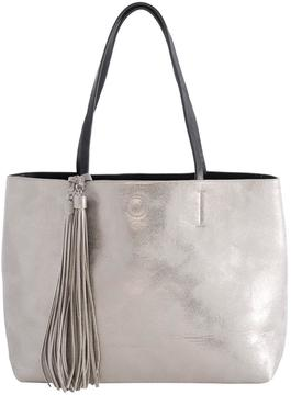 Shiraleah Vegan Leather Reversible Tote