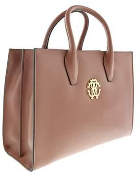 Roberto Cavalli Fqb916 Pz132 2817 Cappuccino Shoulder Bag