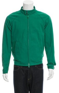 Band Of Outsiders Lightweight Zip-Up Jacket