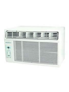 Keystone 8000 BTU Remote-Controlled Window-Mounted Air Conditioner