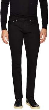 Christian Dior Men's Solid Pocket Jeans