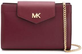MICHAEL Michael Kors logo cross body bag large