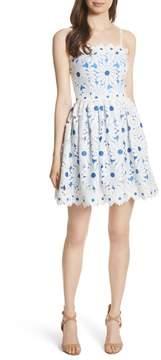 Alice + Olivia Vandy Lace Minidress