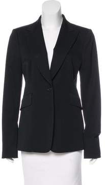 CNC Costume National Fitted Wool Blazer