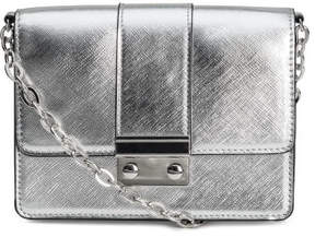 H&M Small shoulder bag - Silver