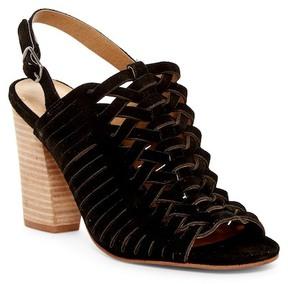 Lucky Brand Yvette Block Heel Sandal