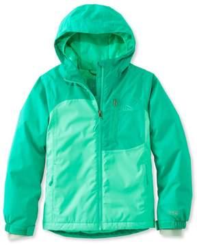 L.L. Bean L.L.Bean Girls' Wildcat Snow Jacket, Colorblock