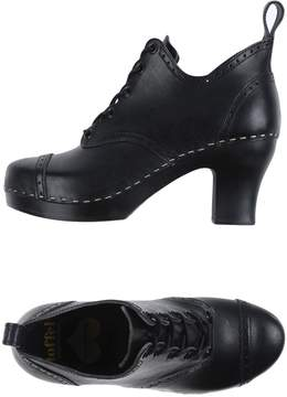 Swedish Hasbeens Lace-up shoes