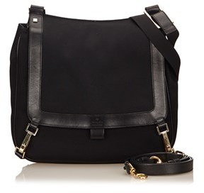 Gucci Pre-owned: Nylon Shoulder Bag. - BLACK - STYLE