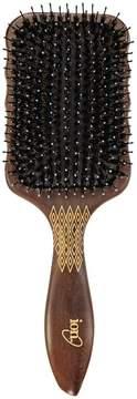 Ion Etched Wood Paddle Brush