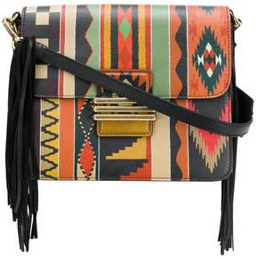Etro ethnic print shoulder bag
