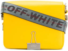 Off-White Sculpture Binder Clip bag