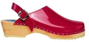 Cape Clogs Women's Hot Pink Patent.