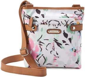 Rosetti Floral Mini Crossbody Bag