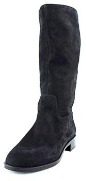 Via Spiga Jules Boot Women Round Toe Leather Mid Calf Boot.