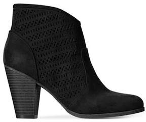 American Rag Womens Ariane Almond Toe Ankle Fashion Boots.