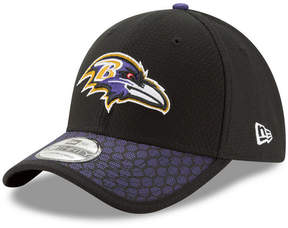 New Era Boys' Baltimore Ravens 2017 Official Sideline 39THIRTY Cap