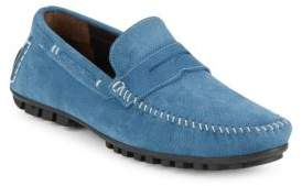 Bacco Bucci Leather Penny Loafers