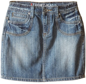 Toobydoo Tooby Jeans - Skirt (Toddler/Little Kids/Big Kids)