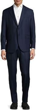 Lubiam Men's Impeccable Wool Suit