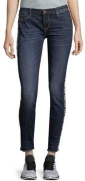 Driftwood Marilyn Frayed Skinny Jeans
