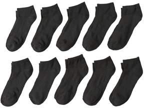 Tek Gear Boys 10-Pack Performance Low-Cut Socks