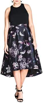 City Chic Romantic Night Dress