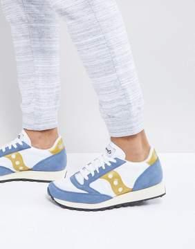 Saucony Jazz Original Sneakers In White S70368-12