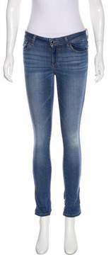 DL1961 Chole Mid-Rise Skinny Jeans