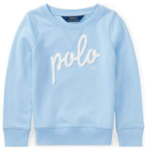 Ralph Lauren | Polo French Terry Sweatshirt | 6 years | Elite blue