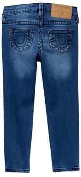 True Religion Single End Jeans (Toddler & Little Girls)