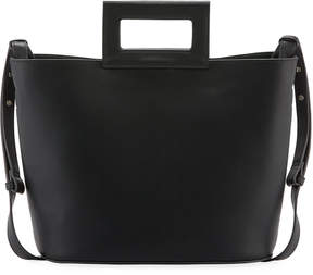 French Connection Corey Faux-Leather Tote Bag