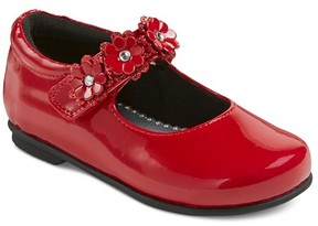 Rachel Toddler Girls' Patent Mary Jane Ballet Flats
