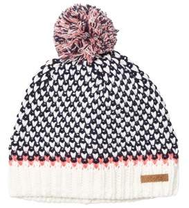 Barts White and Black Meltemi Beanie