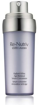 Estee Lauder Re-Nutriv Radiant White Age-Renewal Serum Concentrate/1 oz.