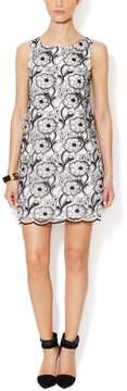 Erin Fetherston 3D Floral Dress