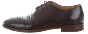 Paul Smith Round-Toe Perforated Oxfords