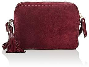 Barneys New York WOMEN'S SUEDE CAMERA BAG