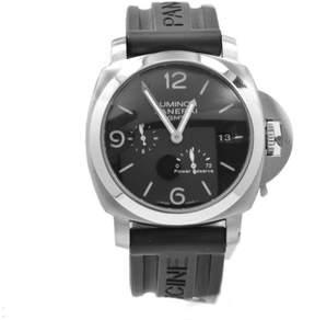 Panerai Luminor 1950 3 Days PAM321 Automatic GMT 44mm Mens Watch