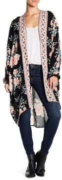 Billabong Flore Me Floral Kimono