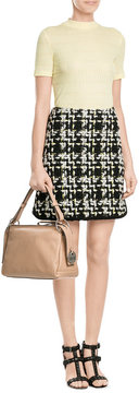 Marc by Marc Jacobs Leather Prism 34 Satchel