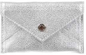 Tiffany & Co. Metallic Leather Card Case