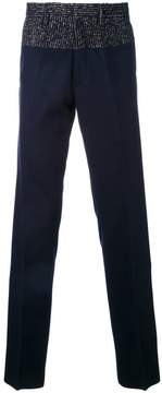 Kolor straight trousers