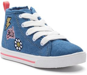 Carter's Ginger 3 Toddler Girls' High Top Sneakers