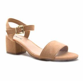 Qupid Ankle Strap Sandal