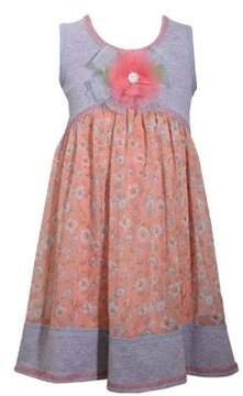 Iris & Ivy Little Girl's Knit Empire Dress