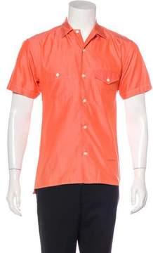 Marc Jacobs Woven Short Sleeve Shirt