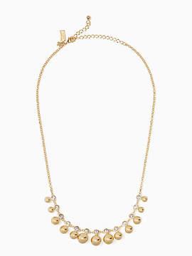 Kate Spade Golden girl mini necklace